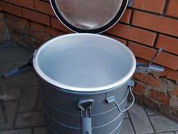 Термос пищевой, харчовий, для горячей еды, воды, гарячої їжі - фото 3