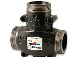 Термостатический клапан для твердотопливных котлов ESBE