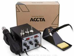 Термовоздушная паяльная станция Accta 301