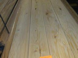 Террасная доска 27х142 СОРТ АВ Сибирская лиственница от прямого поставщика