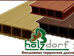 Террасная доска Holzdorf Classic