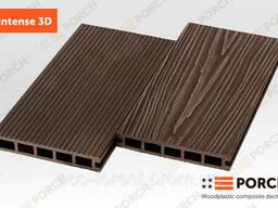 Террасная доска Porch Intense 3D Coffee