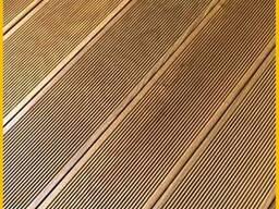 Террасная доска - термоясень 100*20*1400-3000