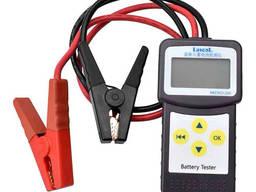 Тестер автомобильного аккумулятора, цифровой, 12В, Lancol MICRO-200