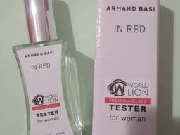 Тестер Premium Class Armand Basi im Red женский,60мл