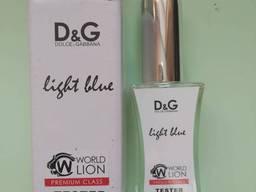 Tester Premium Class Dolce &Gabbana Light blue, женский,60мл.