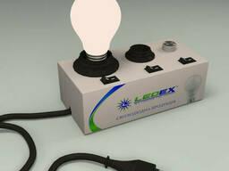 Тестеры  для проверки лампочек Ледекс торговые