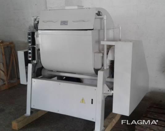 Тестомесильная машина для крутого теста ТМ-63 (Z-лопасти)