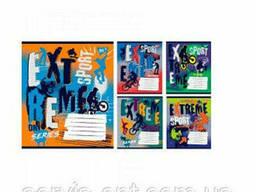Тетрадь на 12 листов в косую линейку YES 50шт