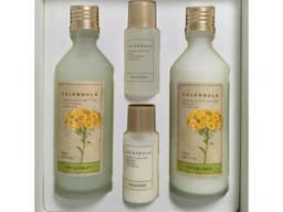 The Face Shop Calendula Essential Moisture Skincare SET (2PC) 8806182536250