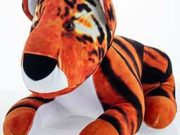 Тигр оранжевый