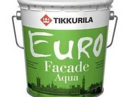 Tikkurila высококачественные краски для фасадов