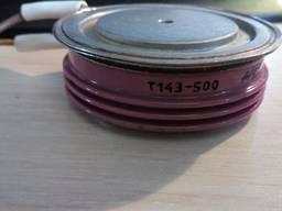 Тиристор Т143-500-14