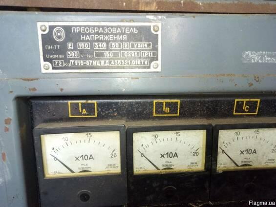 Тиристорные преобразователи тока ПН-ТТЕ