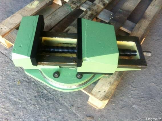 Тиски 250 мм станочные 7200-0225