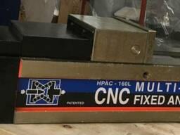 Тиски прецизионные для станков с ЧПУ Homge HPAC-160L