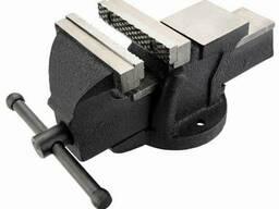 Тиски слесарные с наковальней W -150 мм Topex 07A115