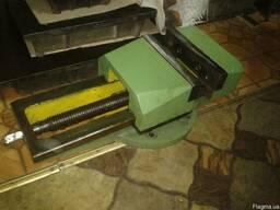 Тиски станочные 160 200 250 320 мм