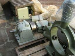 УДГ400, универсальные делительные головки УДГ-400, УДГ-320,