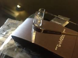 Титановая оправа ST. Louise Оригинал, золото. Тип Silhouette - фото 2