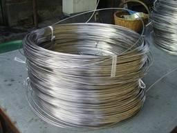 Титановая проволока ВТ1-00 д. 1, 0 мм