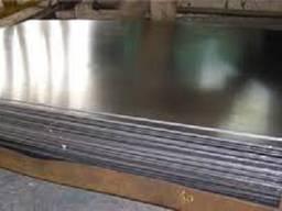 Титановый лист ВТ1-0 1. 0 мм раскрой 1000х1500