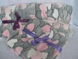 Ткань-флис Fleece – в переводе с английского означает остри