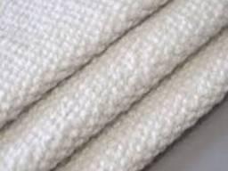 Ткань керамическая огнеупорная Лента керамическая ( до 1200С)