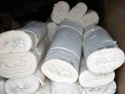 Ткань портяночная, портянки, х/б (летние), байка (зимние)