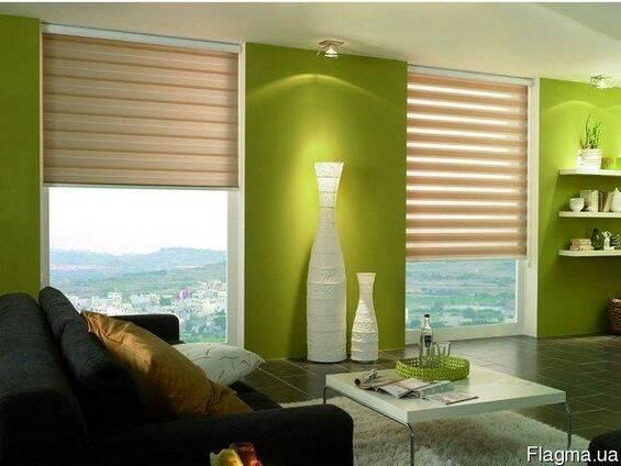 Тканевые ролеты - больше, чем шторы: окружающие оценят!