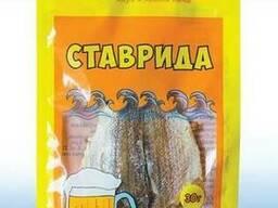 ТМ «Царская рыбка» Ставрида: 30 г., 60 г., 1 кг.