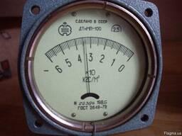 Напоромер НМП-100, ТНМП-100, ТмМП-100, ДНМП-100