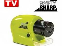 Точилка для ножей и ножниц на батарейках Swifty Sharp Motori - фото 2