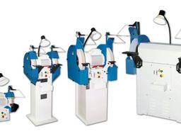 Точильно-шлифовальные станки — модели ТШ 2; ТШ 3