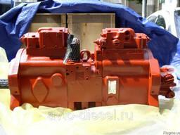 Точная диагностика и ремонт гидронасоса Kawasaki