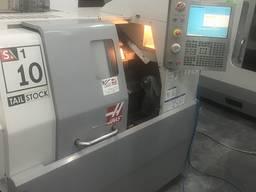 Токарний станок с ЧПУ HAAS SL10