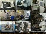 Токарно-фрезерная обработка металла на станках с ЧПУ