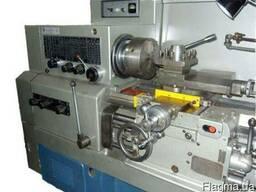 Токарно-винторезный 16К25, рмц 1000мм.