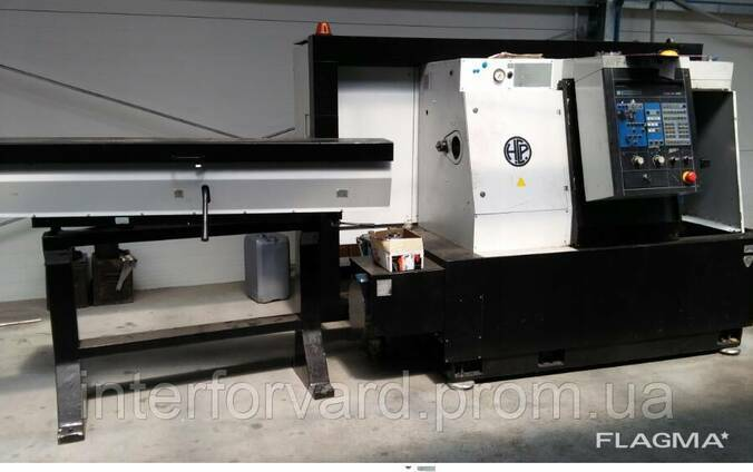 Токарный автомат с ЧПУ ATF 45N