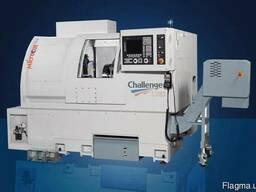 Токарный-фрезерный обрабатывающий центр с ЧПУ Microcut LT-52