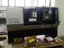 Токарный станок с ЧПУ Zenitech ZK 360