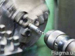 Механическая обработка - токарные, фрезерные работы.
