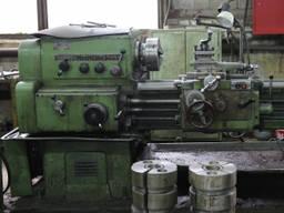 Токарные и фрезерные работы по металлу
