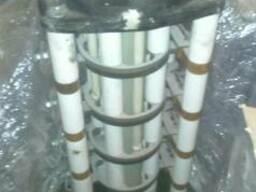Токоприемник кольцевой комбинированный ТКЭ 12-4 У2