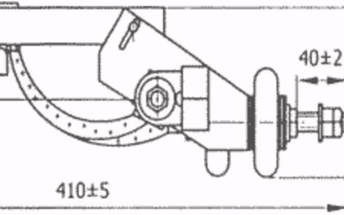 Токоприемник крановый ТКН - 9В