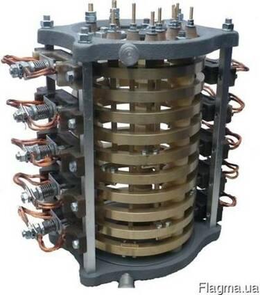 Токоприемник, токосъемник крана ДЭК-251, ДЭК-321, РДК-250