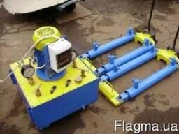 Толкатели для передвежения тяжеловесного оборудования