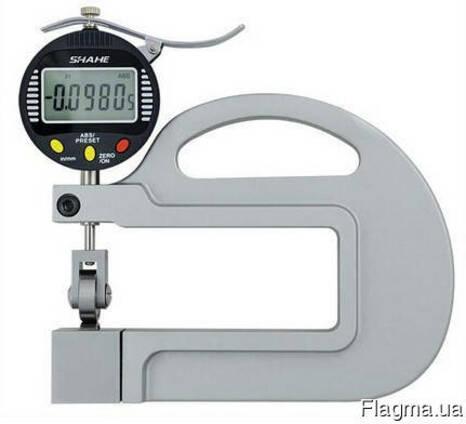 Толщиномер электронный Shahe 0-10 мм/0,001 (5335-10)