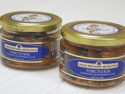 Толстолоб натуральный с добавлением масла