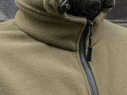 """Толстовка тактическая флисовая куртка/кофта """"Ultimatum"""" Coyote размер L"""